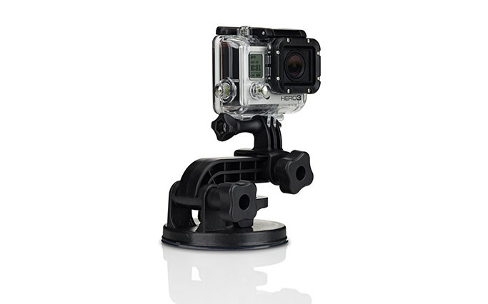 GoPro Suction Cup Mount+ NEW MODEL