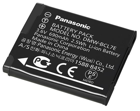 Panasonic DMW-BCL7E Battery