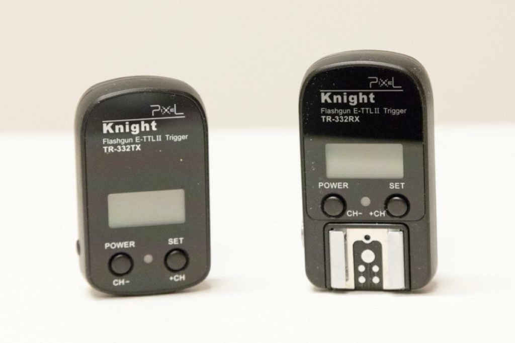 Knight flashgun trigger TR 332 ( Occasion 75 )