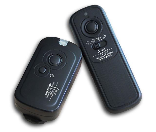 Pixel RW-221-DC0 Oppilas voor Nikon