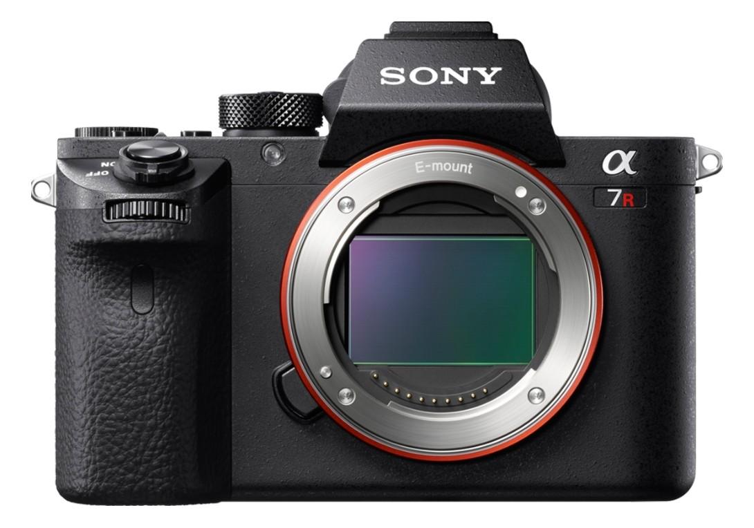Sony Alpha A7 R II (E-mount) systeemcamera Body