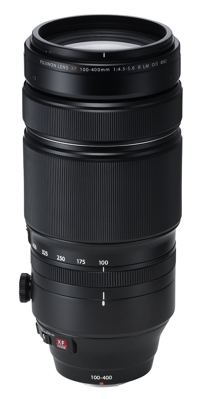 Fujifilm Fujinon XF 100-400mm f-4.5-5.6 R LM OIS WR objectief
