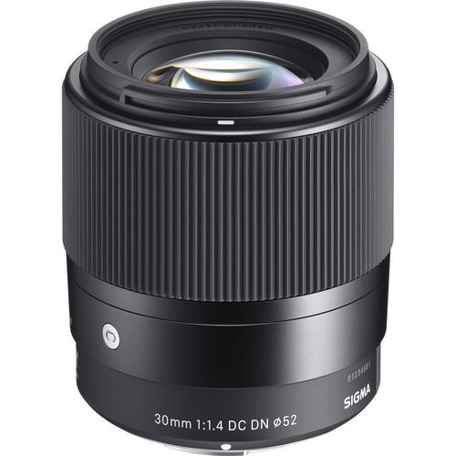 Sigma 30 mm F1.4 DC DN (C) MFT