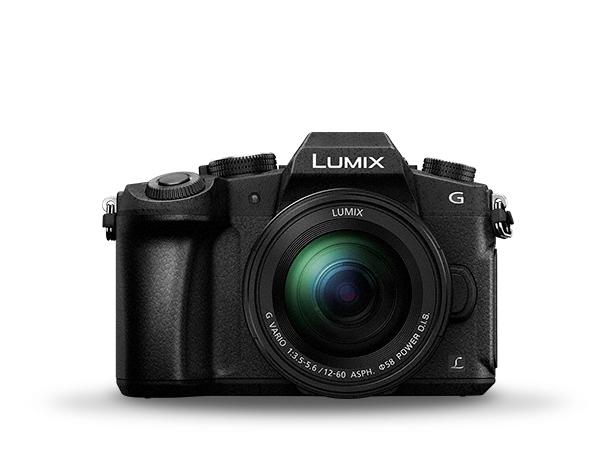 Panasonic LUMIX DMC-G80 zwart + 12-60mm ASPH Power OIS