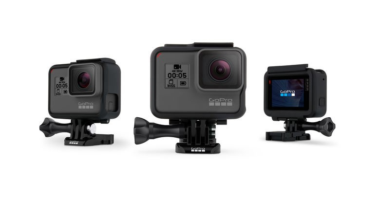 GoPro The Frame voor HERO5 Black