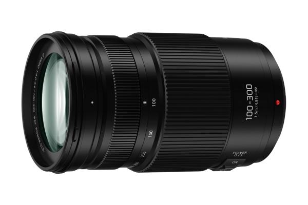 Panasonic Lumix G Vario 100-300mm f-4.0-5.6 II objectief
