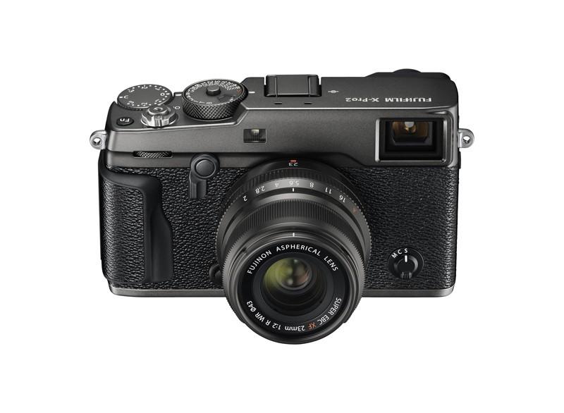 Fujifilm X-Pro2 Graphite + XF 23mm F2 WR Graphite
