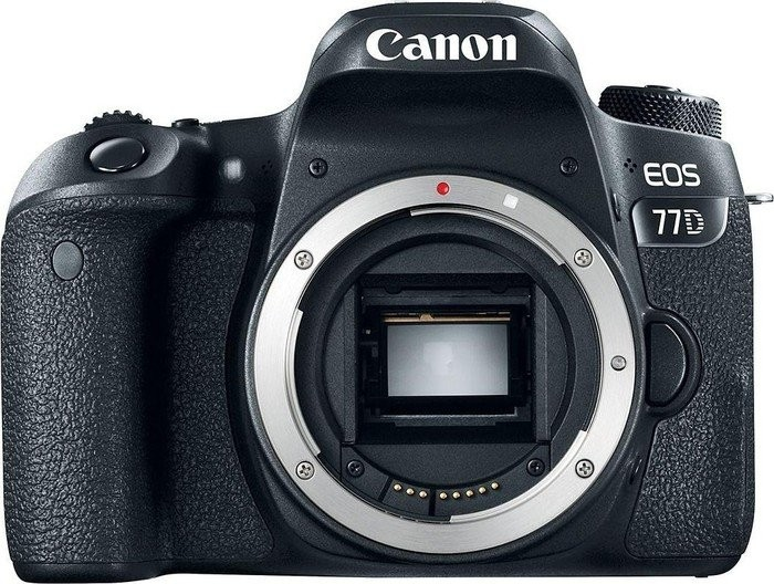 Canon EOS 77D DSLR Body
