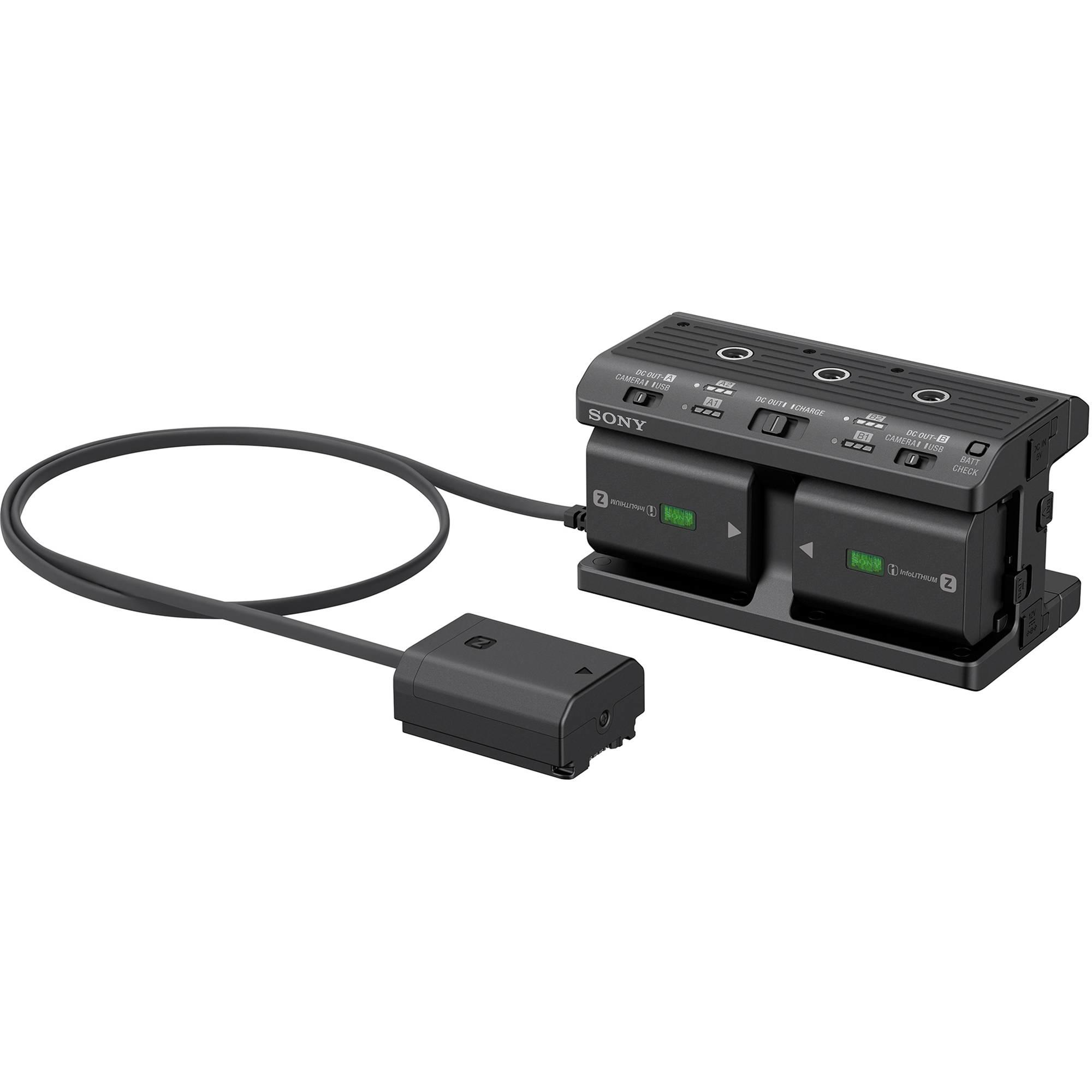 Sony NPA-MQZ1 Multi Battery Adapter Kit
