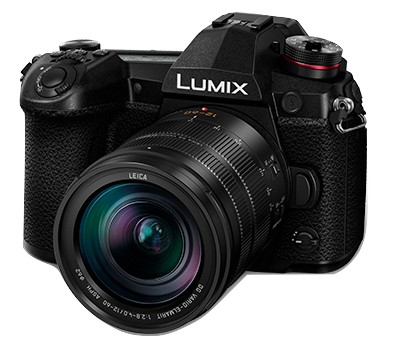 Panasonic Lumix DC-G9 systeemcamera Zwart + 12-60mm