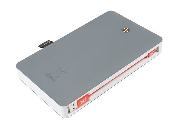Xtorm XB203 Lithium-Ion (Li-Ion) 26800mAh Grijs, Wit powerbank