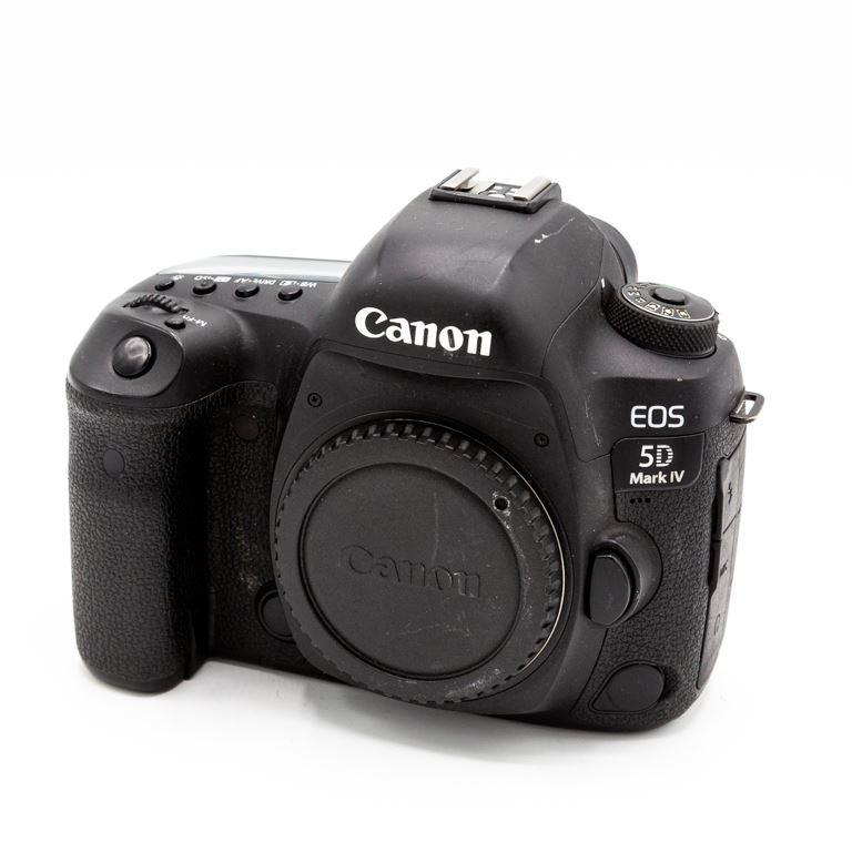 Canon Eos 5D IV body (occasion 1590)