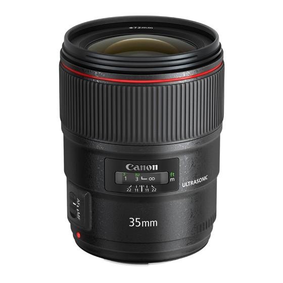Canon EF 35 mm f/1.4L II USM