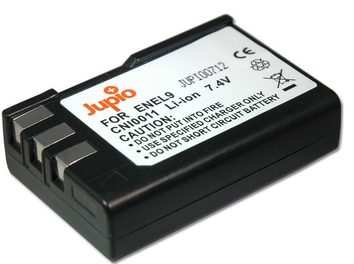 Jupio Nikon EN-EL9 1100mAh CNI0011