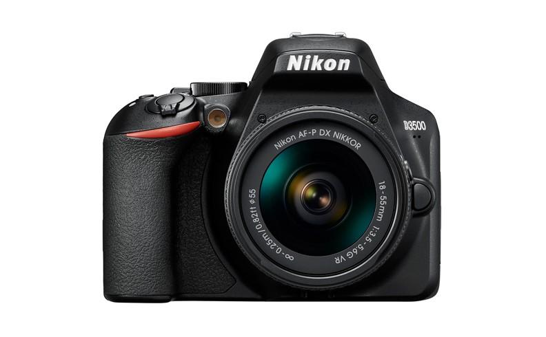 Nikon D3500 + AF-P DX 18-55mm f-3.5-5.6G VR