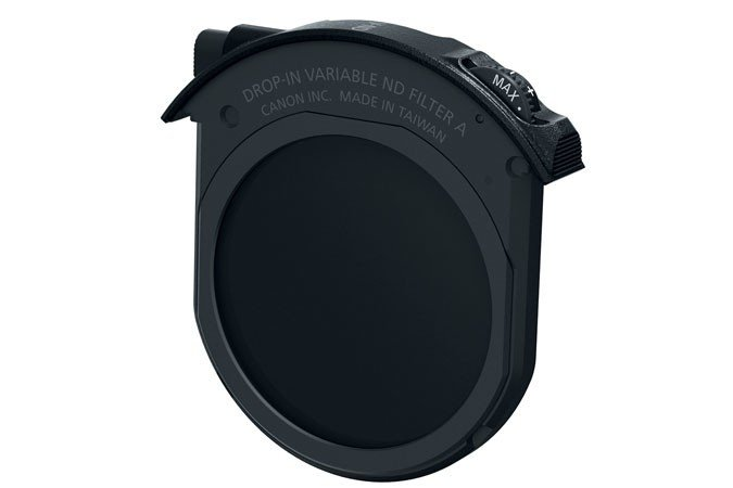 Canon Drop-in Variable ND-filter A