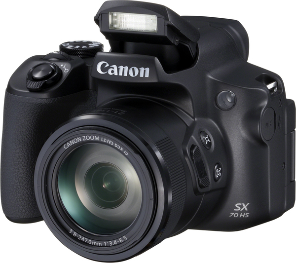 Canon Powershot SX70 HS compact camera
