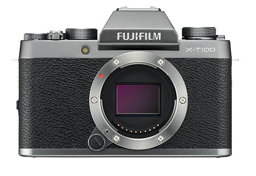 Fujifilm X-T100 Dark Silver / XC15-45mm / XC50-230mm