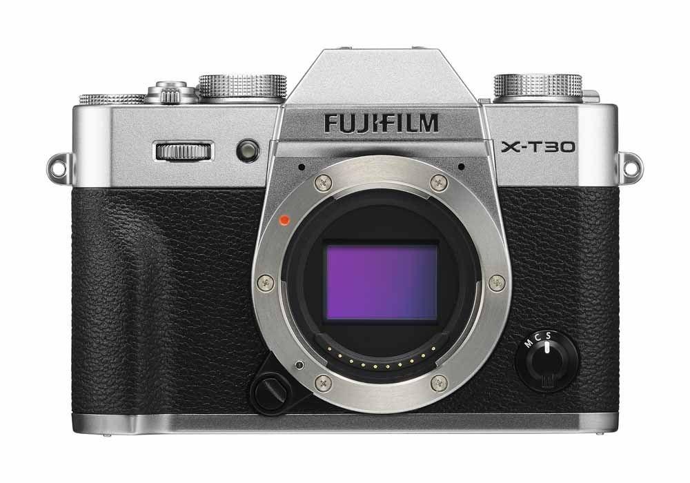 FUJIFILM X-T30 silver EE