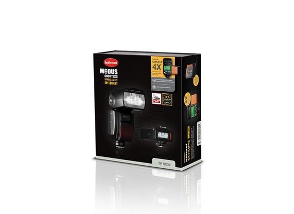Hahnel MODUS 600RT MK II Wireless Kit for Nikon