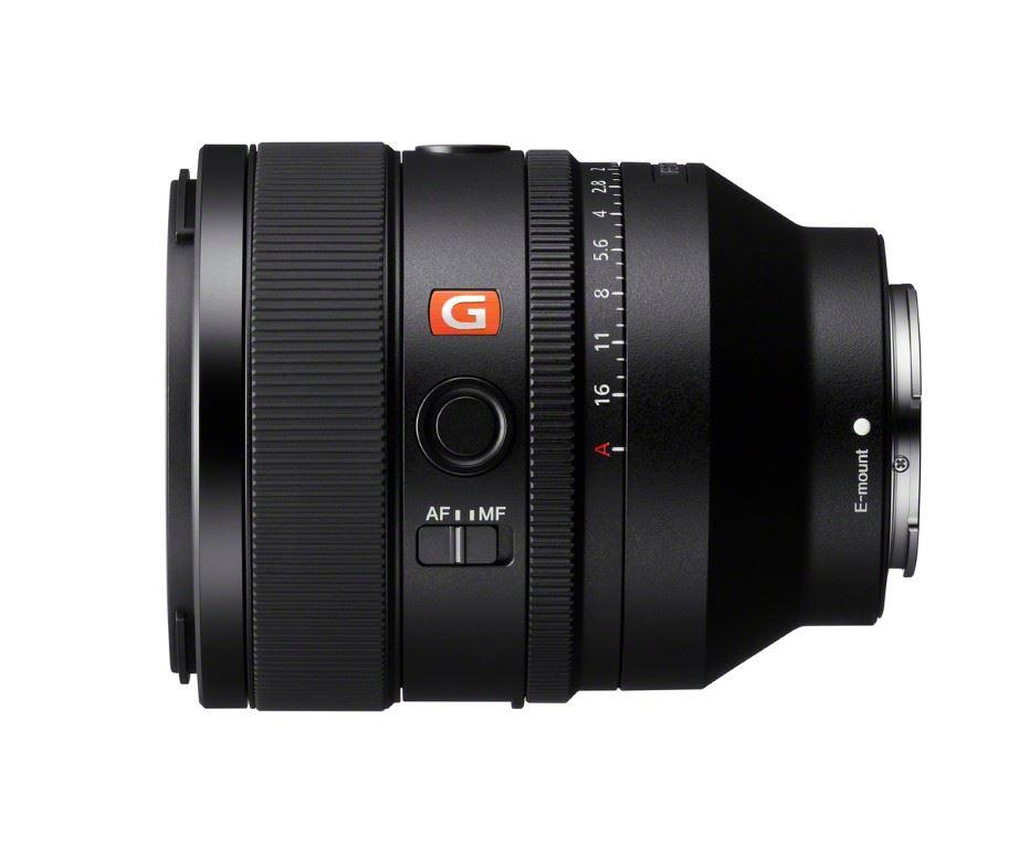 Sony SEL 50 mm F1.2 FF E-mount lens Full Frame