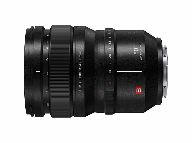 Panasonic LUMIX S PRO 50mm F1.4 ( S-X50E )