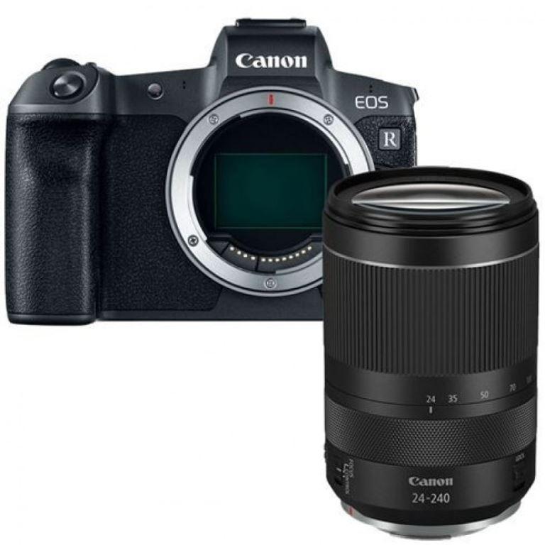 Canon EOS R + RF 24-240 MM