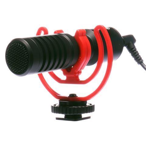 Boya BY-MM1+ cardioid video mic for smartphones & DSLR's