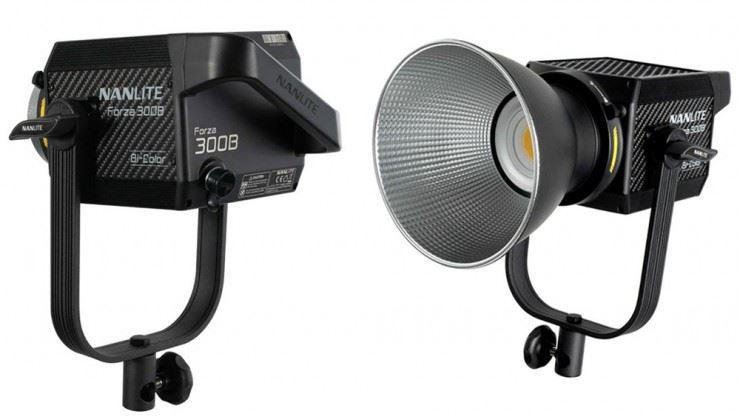 Nanlite Forza 300 bi-color LED Light