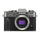 Fujifilm X-T30 body antraciet