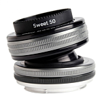 Lensbaby Composer pro II Nikon met Sweet 50